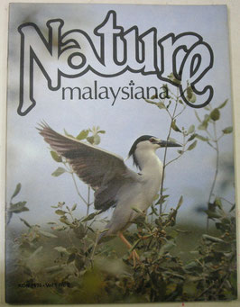 Nature malaysiana Vol.1 No.2(1976年)