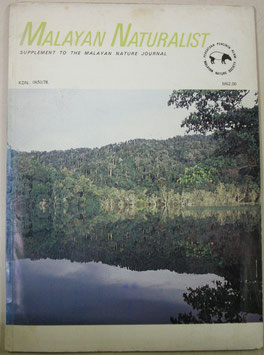 Malayan Naturalist  Supplement to the Malayan Nature Journal(1979年3-6月)