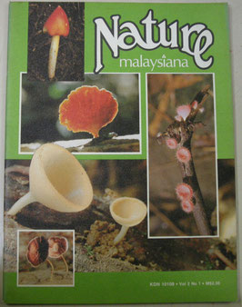 Nature malaysiana Vol.2 No.1(1977年)