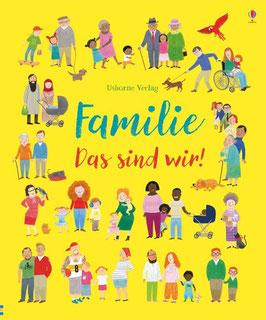 »Familie Das sind wir!« - Usborne Verlag