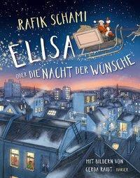 »Elisa oder Die Nacht der Wünsche« - Hanser