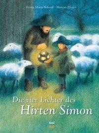 »Die vier Lichter des Hirten Simon«  —  Nordsüd Verlag