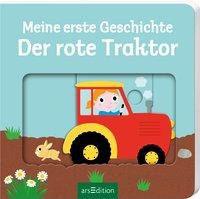 »Meine erste Geschichte: Der rote Traktor«  —  Ars Edition
