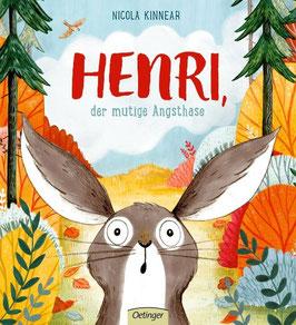»Henri der mutige Angsthase« - Oetinger
