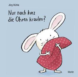 »Nur noch kurz die Ohren kraulen?«  — Moritz