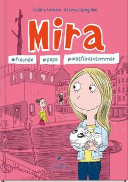 »Mira - #freunde #papa #wasfüreinsommer« - Klett Kinderbuch