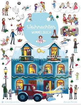 »Weihnachten Wimmelbuch«  — Wimmelbuchverlag