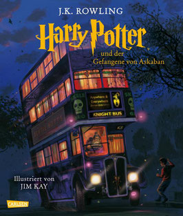 »Harry Potter und der Gefangene von Askaban « (Schmuckausgabe)  —  Carlsen Verlag