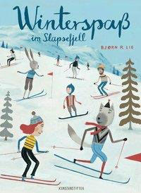 »Winterspaß im Slapsefjell «  — Kunstanstifter