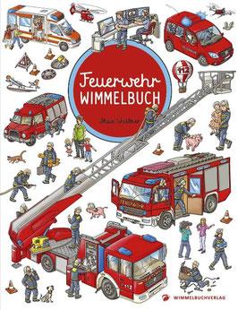 »Feuerwehr Wimmelbuch«  — Wimmelbuchverlag