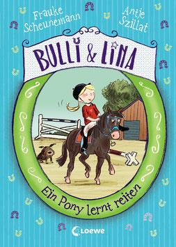 »Bulli & Lina - Ein Pony lernt reiten« - Loewe