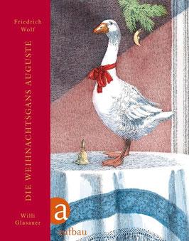 »Die Weihnachtsgans Auguste«  —  Aufbau Verlag