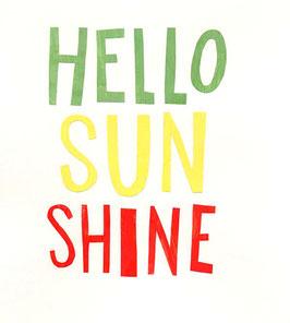 »Hello Sunshine« - FRAUKNOPP
