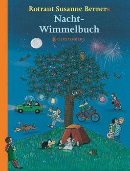 »Kleines Nacht-Wimmelbuch«  — Gerstenberg