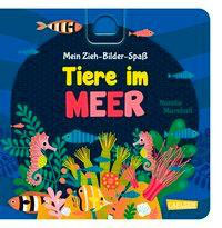 »Mein Zieh-Bilder-Spaß: Tiere im Meer«  —  Carlsen