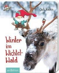 »winter im wichtelwald«  —  ars edition