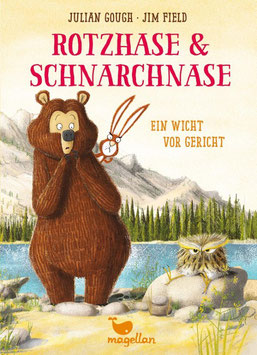»Rotzhase & Schnarchnase - Ein Wicht vor Gericht - Band 3« - Magelan