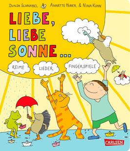 »Gedichte für kleine Wichte: Liebe, liebe Sonne ...«  —  Carlsen