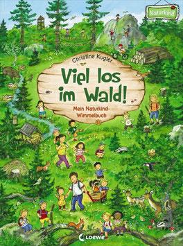 »Viel los im Wald!«  — Loewe