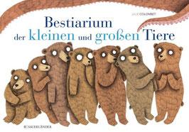 »Bestiarium der kleinen und großen Tiere«  —  FISCHER Sauerländer