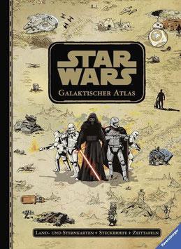 »Star Wars Galaktischer Atlas« - Ravensburger