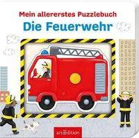 »Mein allererstes Puzzlebuch - Die Feuerwehr«  —  Ars Edition