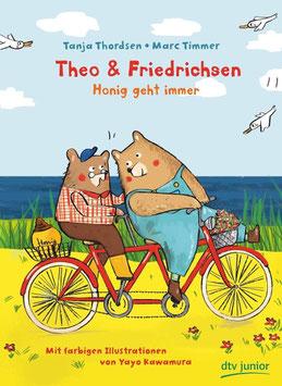 »Theo & Friedrichsen - Honig geht immer« - dtv