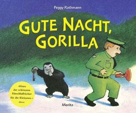»Gute Nacht, Gorilla!«  — Moritz