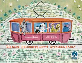 »Die ganz besonders nette Straßenbahn«  —  Boje Verlag