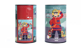 »Feuerwehrmann-Puzzle« — Londji