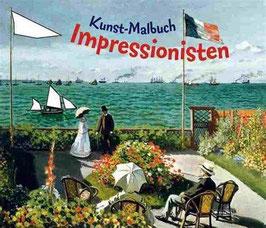 »Kunst-Malbuch Impressionisten« - Prestel