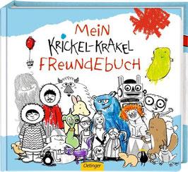 »Krickel-Krakel Freundebuch« — Oetinger
