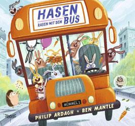 »Hasen rasen mit dem Bus« - Dragonfly