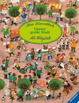»Mein Wimmelbuch: Unsere große Stadt«  —  Ravensburger