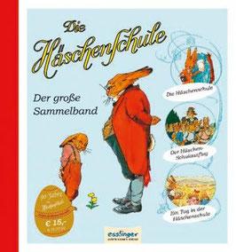 »Die Häschenschule: Der große Sammelband« - Esslinger
