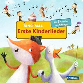 »Erste Kinderlieder«  —  Carlsen