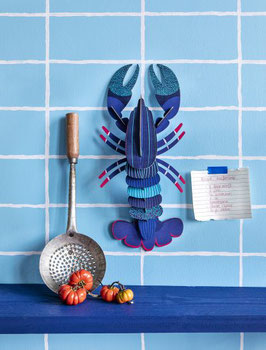 »Blue Lobster«  — Studio Roof