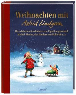»Weihnachten mit Astrid Lindgren«  —  Oetinger