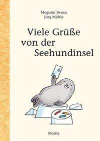 »Viele Grüße von der Seehundinsel« - Moritz