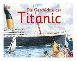 »Die Geschichte der Titanic« - DK