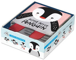 Stoffbuch »Pinguin«  —  WEE GALLERY