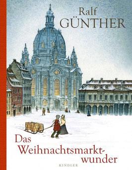 »Das Weihnachtsmarktwunder«  —  Kindler Verlag