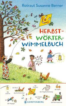 »Herbst-Wörter-Wimmelbuch«  —  Gerstenberg