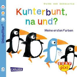 »Kunterbunt, na und?«  —  Carlsen