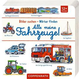 »Alle meine Fahrzeuge!«  —  Coppenrath