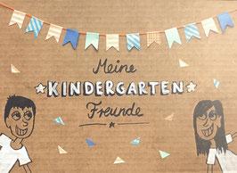 »Kindergarten-Freundebuch«