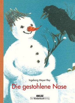 »Die gestohlene Nase«  —  Beltz Verlag