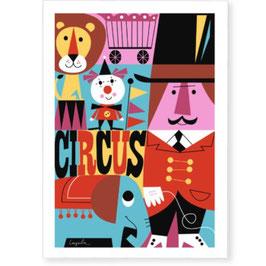 Circus — 50x70cm — OMM Design