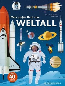 »Mein großes Buch vom Weltall«  —  Gerstenberg Verlag