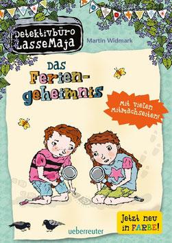 »Detektivbüro LasseMaja - Das Feriengeheimnis« - Ueberreuter
